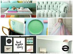 It's still #MoodBoardMonday and we're dealing with #pastels