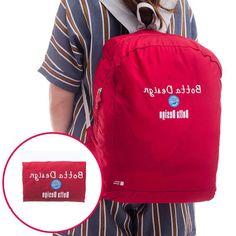 Honana HN-TB40 Foldable Travel Storage Bag Portable Large Backpack Light Weight Organizer
