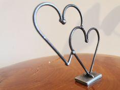 Steel Heart | Anniversary/Valentine/Mother's day gift