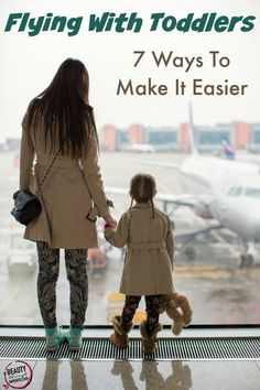 How to travel with toddlers
