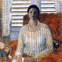 Frederick Carl Frieseke: Un impresionista americano en París - TrianartsTrianarts