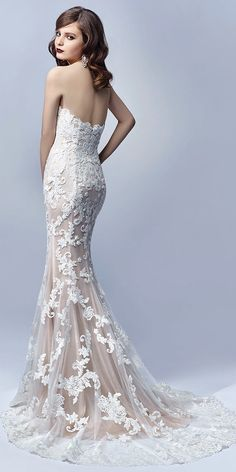 Beautiful by @Enzoani style BT17-08 is absolutely gorgeous from the front to the…