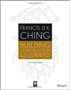 Building Construction Illustrated: Francis D. K. Ching: 9781118458341: Amazon.com: Books