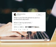 People Are Tweeting The Perfectly Petty Phrases They Use In Work Emails | HuffPost