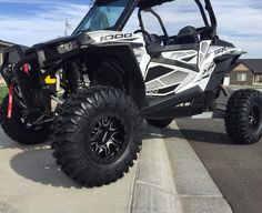 Thanks for the picture Dan Becker from @FueledUTV #msawheels #RForgedF1 #efxtires #MotoClaw