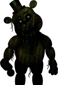Phantom Toy Freddy by Fazboggle on DeviantArt