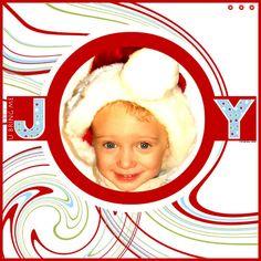 My JOY - Scrapjazz.com
