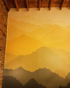 Part of our bedroom wall unpainted this weekend.