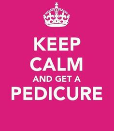 Keep Calm. and get a Pedicure! Beach Pedicure, Wedding Pedicure, Pedicure Colors, Pedicure Nail Art, Pedicure Ideas, Coco Nail Spa, French Pedicure Designs, Summer Toe Nails, Keep Calm Quotes