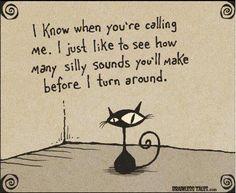 ...of: hoeveel moeite je wilt doen om mij te laten omdraaien :-)