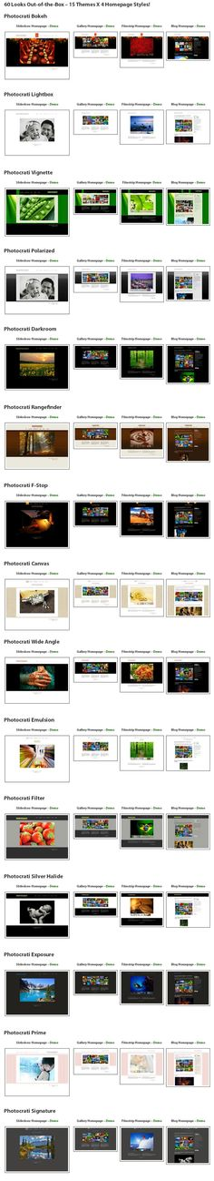 Photocrati has released more improved and advanced version of their most popular photography WordPress theme