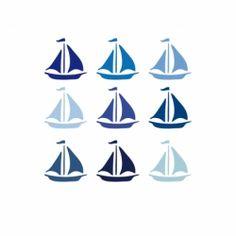 Faire part bapteme carré bateaux Silhouette Curio, Silhouette Portrait, Ahoy Matey, Baby Boy Rooms, Home Wall Decor, Paper Cutting, Color Inspiration, Print Patterns, Book Art