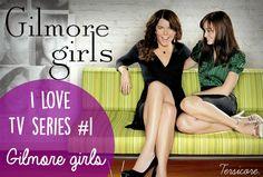Tersicore: I love TV series #1: Gilmore Girls! [Rewiew]