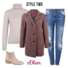 Check out 1 sweater - 3 styles