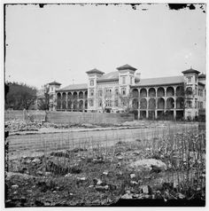 Ropers-Hospital-Calhoun-Street-Charleston-South-Carolina-SC-Civil-War-1865