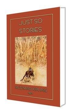 I'm selling JUST SO STORIES - 12 illustrated stories from Rudyard Kipling (eBook) - £1.00 #onselz