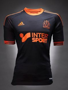 bc68d11072 Adidas apresenta camisa reversível para o Olympique de Marseille
