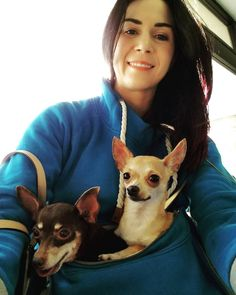 Comfy and stylish hoodies that allow you to wear your pet like a kangaroo. Carry your cat, small dog or other small animal in the pet pouch. Stylish Hoodies, Happy Sunday Everyone, Pet Carriers, Small Dogs, Photo Credit, Kangaroo, Doggies, Your Pet, Pouch