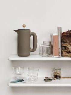 PUSH - Coffee Maker - by Mette Duedahl | Muuto, DK