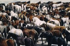 Paul Van Ginkel, 1960 | Figurative/Abstract painter | Tutt'Art@ | Pittura * Scultura * Poesia * Musica |