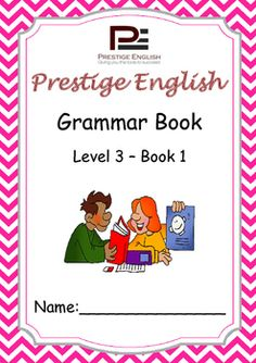 English Grammar Book  Level 3  Book 1This is the 7th book in the 15 book series of the Prestige English Grammar Series.Recommended for upper beginners and students who already have knowledge of some basic grammar.Please also download the 20 page FREE SAMPLE file of this booklet to preview its content and assess it suitability to your students level.Book Content:1.