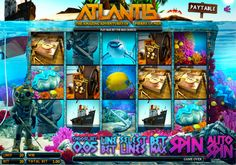 Did the ancient city of Atlantis ever really exist? Did it have hidden treasures as claimed by various historical sources? These are questions that have puzzled scientists for years. The Atlantis 3D slot takes you right into the heart of the action as an underwater diver who accidently stumbles across the mystical city. Play and search for the hidden treasures, today could be your lucky day!