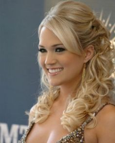 Half Up Half Down Wedding Hairstyles for Medium Length Hair   Half-up-half-down-hairstyle-6.jpg