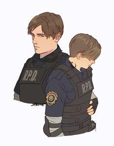 Tyrant Resident Evil, Resident Evil Franchise, Resident Evil Game, Leon S Kennedy, Evil Art, Fanart, The Evil Within, Fandoms, Game Character
