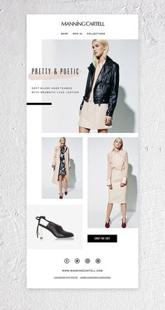 Best design layout fashion email marketing Ideas are in the right place about Web Design 2018 Here we offer you the most beautiful pictures about the Web Design shop you are looking for. When you examine the Best design layo E-mail Marketing, Email Marketing Design, Fashion Marketing, Business Marketing, Online Business, Layout Design, E-mail Design, Brand Design, Blog Design