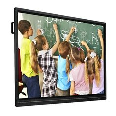 Household multi-touch intelligent whiteboard smart board All In One Pc, Multi Touch, Digital Signage, Border Design, Whiteboard, Household, Led, Digital Signature