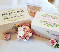 Excited to share the latest addition to my #etsy shop: Wedding Keepsake Memory Box - Bespoke Design & Hand-painted #weddings #wedding #weddingday #gift #keepsake #memorybox #bridal #bridesmaid https://etsy.me/2ILoYOr