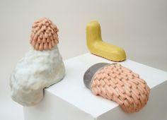 Dawn Vachon / Hairy Teeth, Pink Group