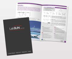 Catalogo Labsun multilingua, 2014.