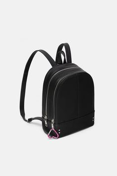 cda8e75514 ZARA - WOMAN - BACKPACK WITH DETAILS Go Shopping