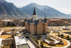 Salvaged and Reborn from Ashes, Provo City Center Temple Is Dedicated