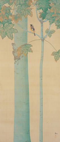 Shunso Hishida, 1909