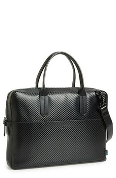 Ben+Minkoff+'Fulton'+Leather+Briefcase+available+at+#Nordstrom