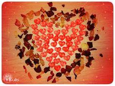 Vikulis: Мини - мылко сердечки, ко дню св.Валентина