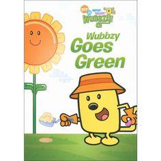 Wow! Wow! Wubbzy!: Wubbzy Goes Green (dvd_video)