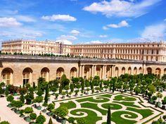 Palácio de Versailles vai ganhar hotel de luxo em seus jardins