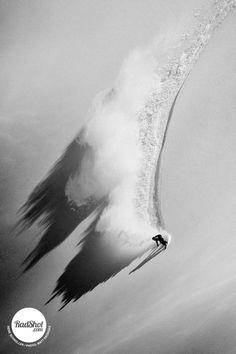 Rene Schnoller / Powder Turns / Austria / Photo: Matt Georges #snowboard #snowboarding