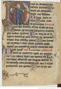 Livre d'heures, en latin et en français, à l'usage d'un diocèse de l'est de la France