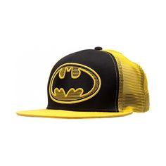 Batman Mesh Hat