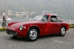 1963 Osca 1600GT Berlinetta Coachwork by Zagato.