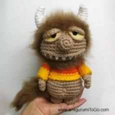Unnamed monster (where the wild things are)