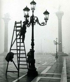 Venezia, Piazza San Marco 1959 Gianni Berengo Gardin