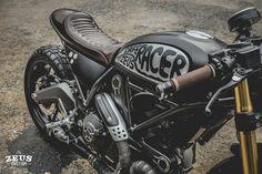 Zeus Custom | THE PASSION OF ROCKER CAFE RACER PROJECT BY ZEUS CUSTOM