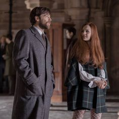 "416 Likes, 1 Comments - Italian Outlanders (@outlander_world) on Instagram: ""New #Outlander 3x05 stills with #SophieSkelton and #RichardRankin as #Brianna and #Roger Mac . Via…"""