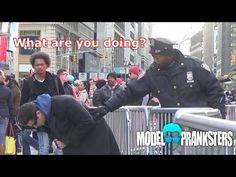 Jerking Off In Front Of Cops Prank! - YouTube