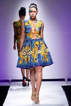 mozambique fashion week 2013 / mucha